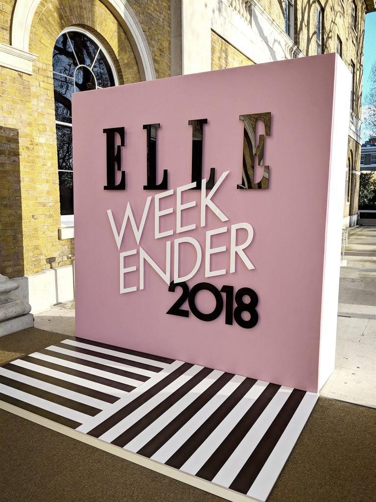 Welcome to ELLE Weekender