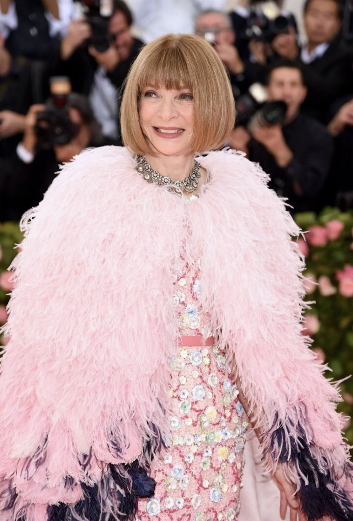 THE QWEEN: ANNA WINTOUR IN CHANEL