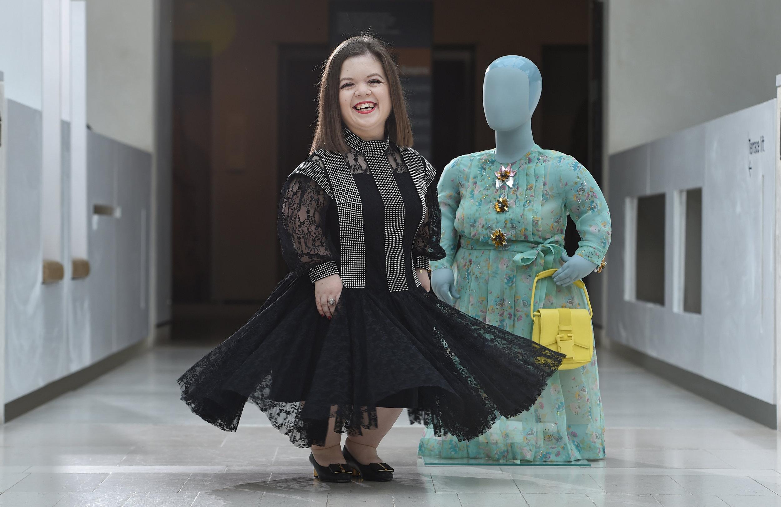 Sinead burke diversity in fashion