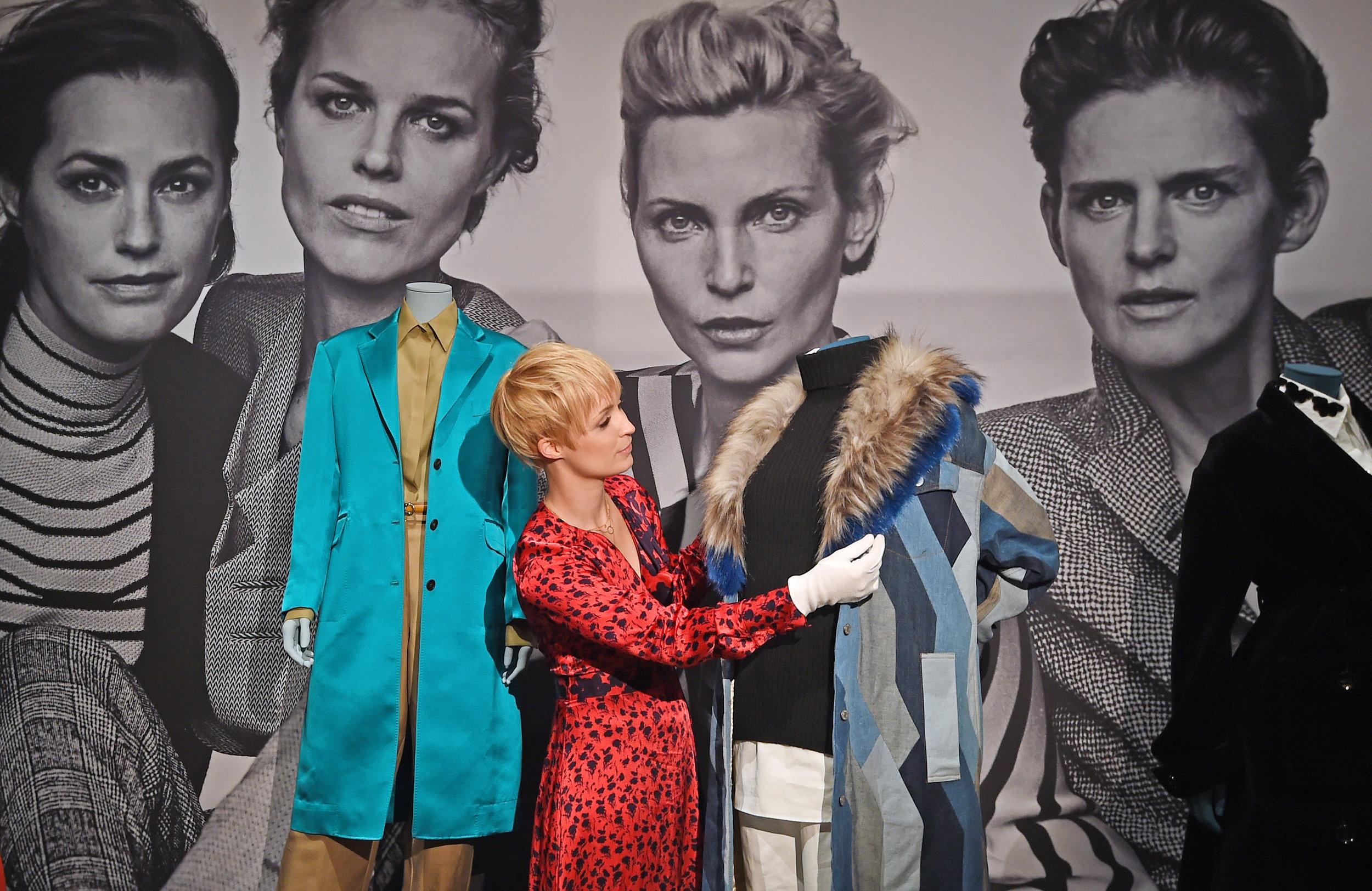 diversity in fashion exhibition