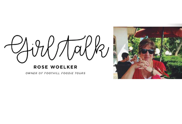 Recently Featured On: - Foothill Foodie Tours was recently featured in Belle magazine with a full writeup.