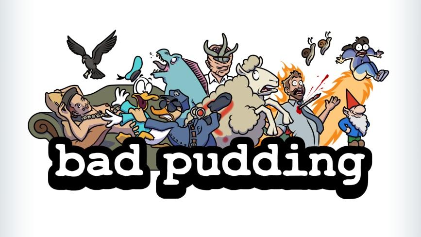 Bad Pudding - An absurdist comedy webcomic