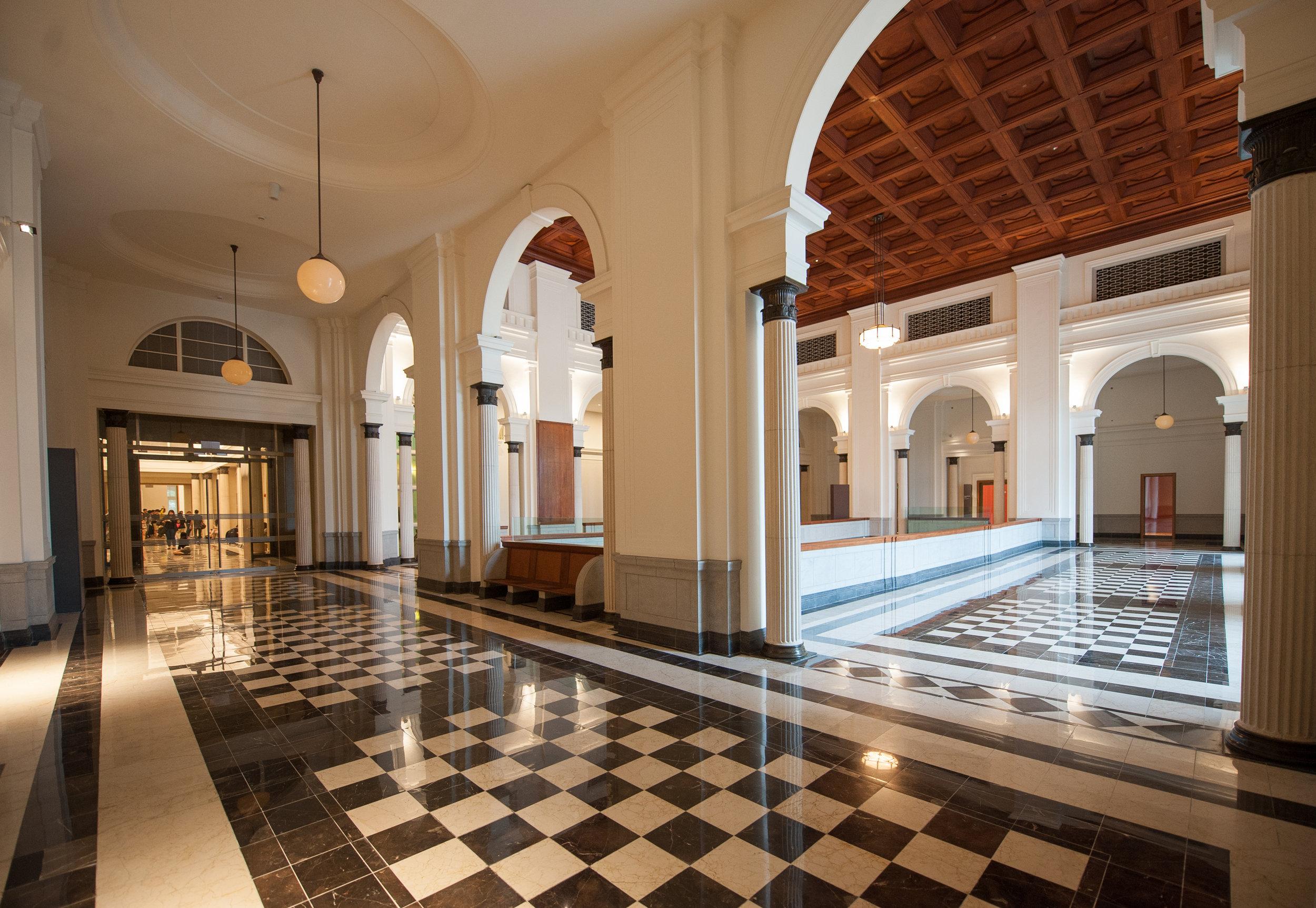 Former Supreme Court Lobby