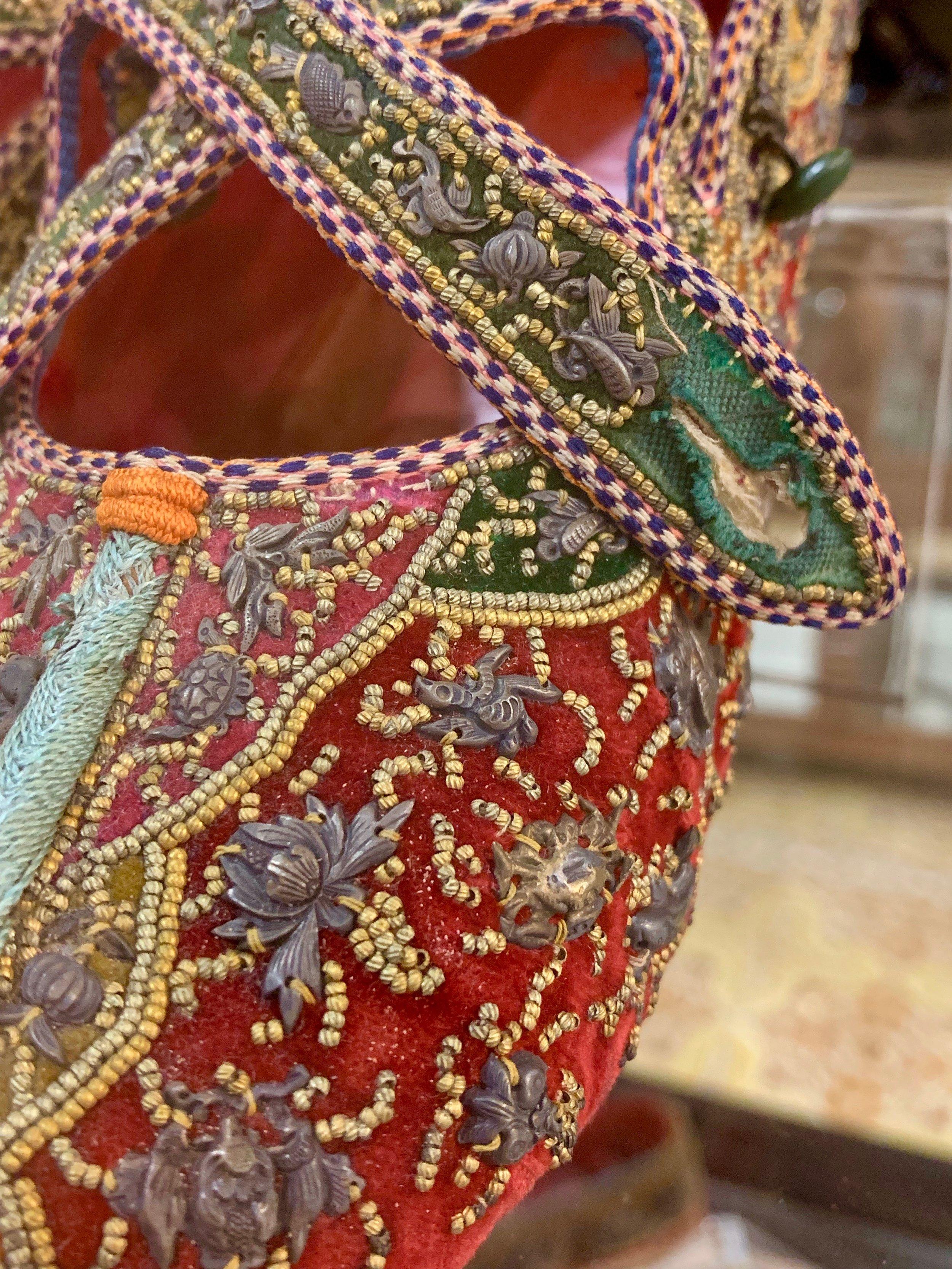 Old Peranakan Shoe