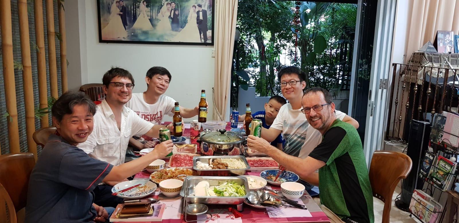 Celebrating Chinese New Year. :-)