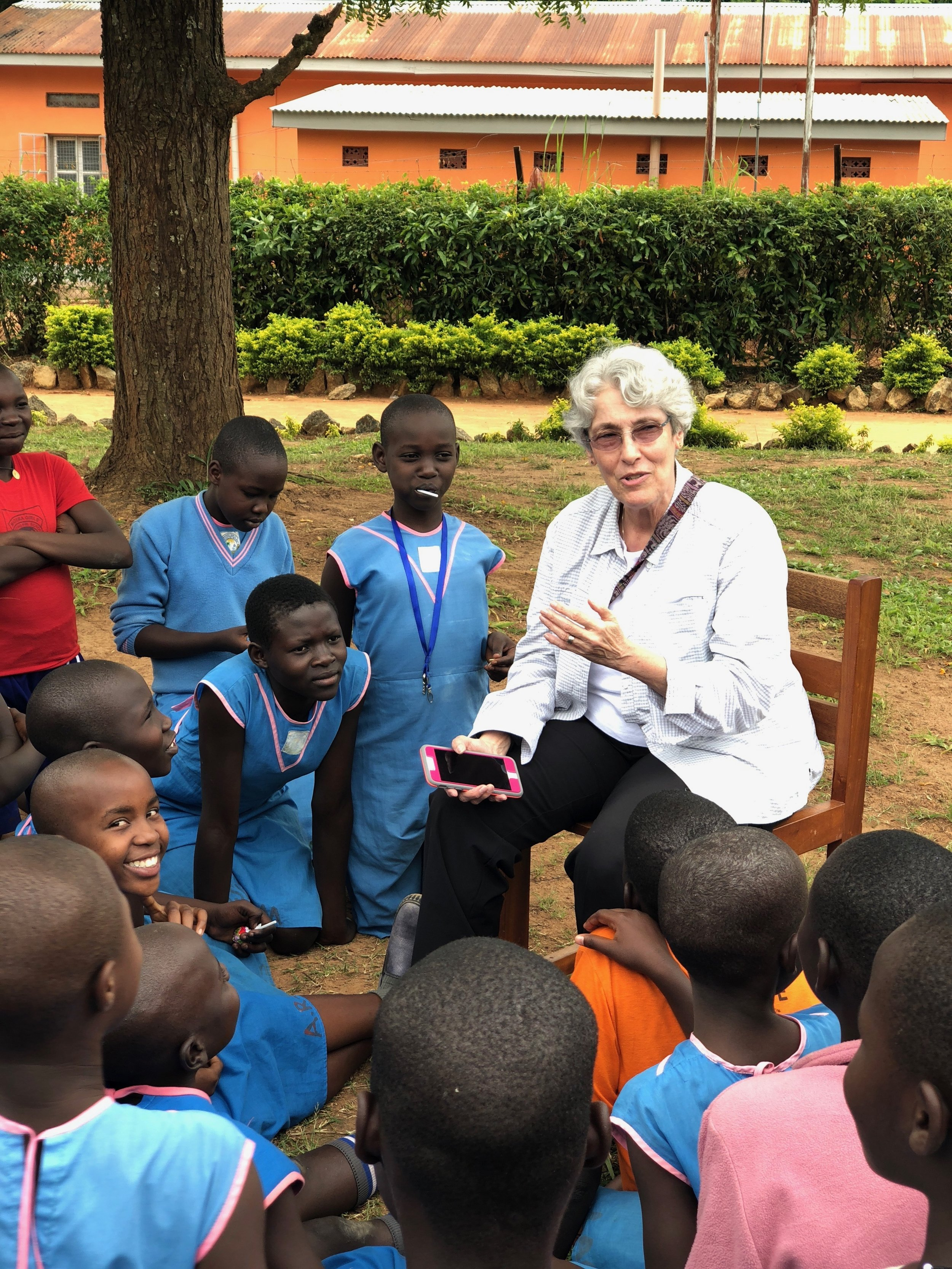 Dr. Jeanne Gradone -