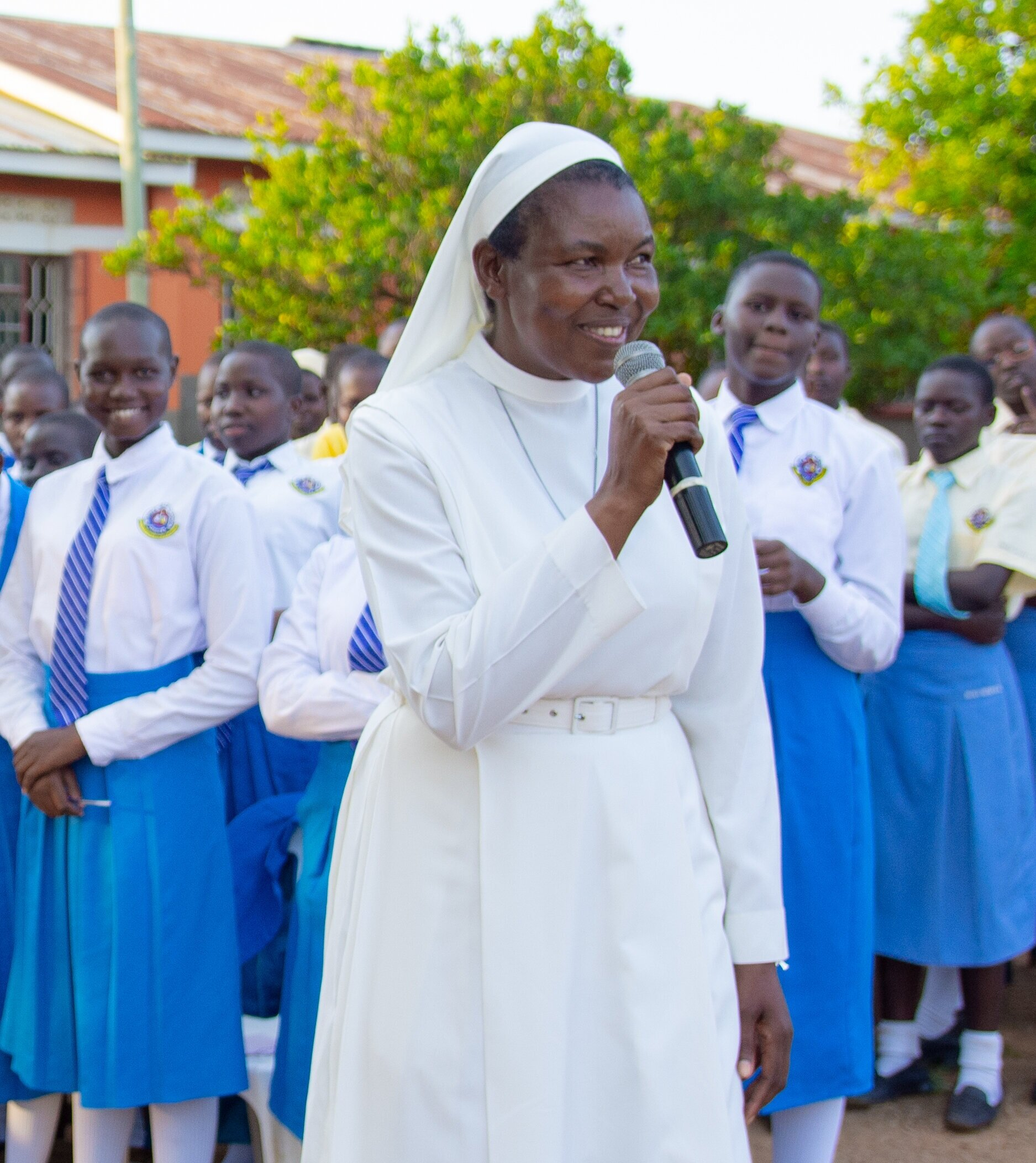 Sr. Salome, St. Mary's Girls' Secondary School