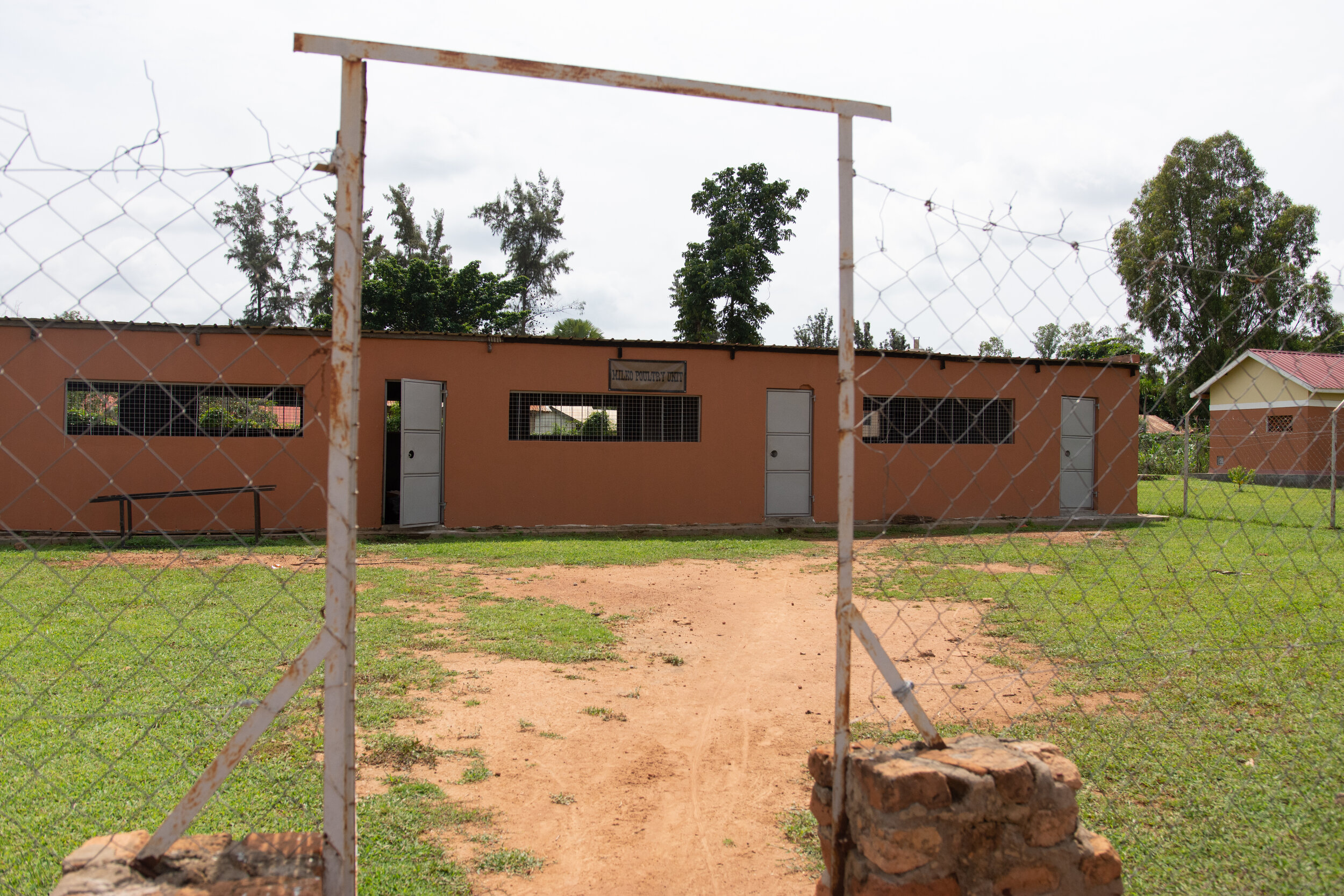New home for Chicken Farm - a revenue producing project.