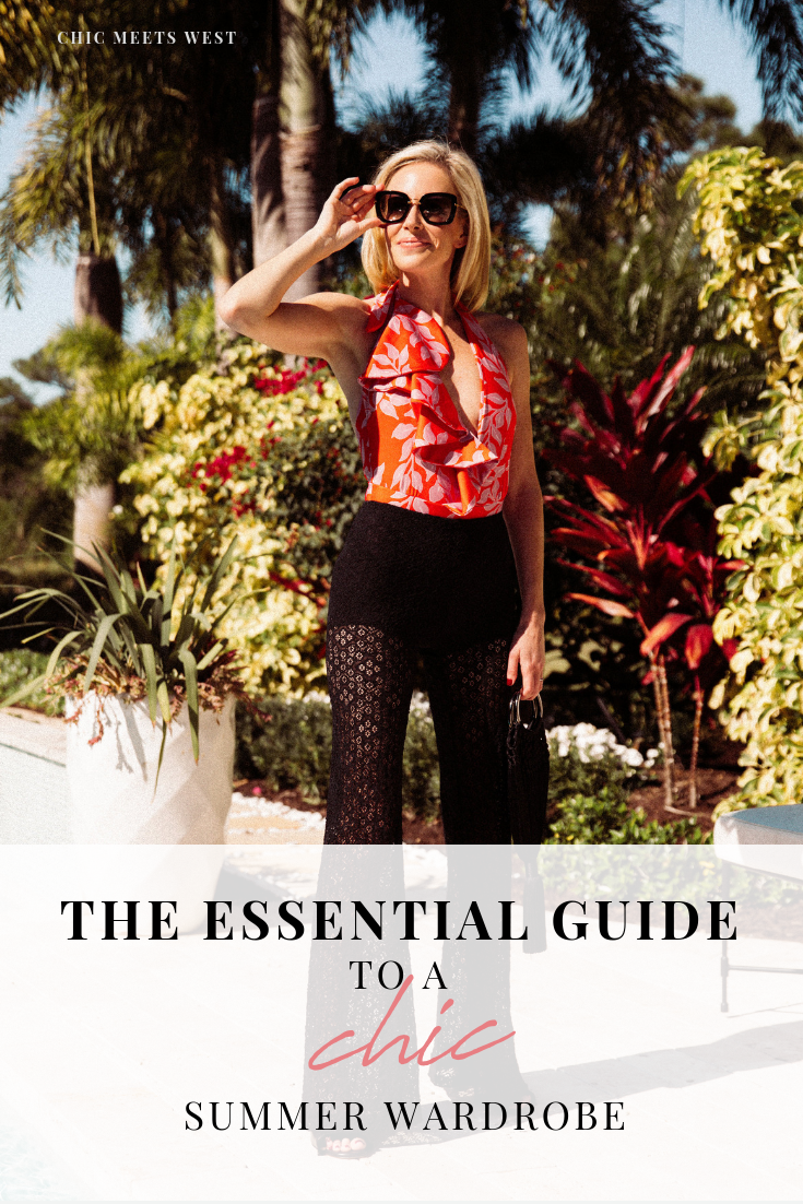 Download Your Guide To A Chic Summer Wardrobe