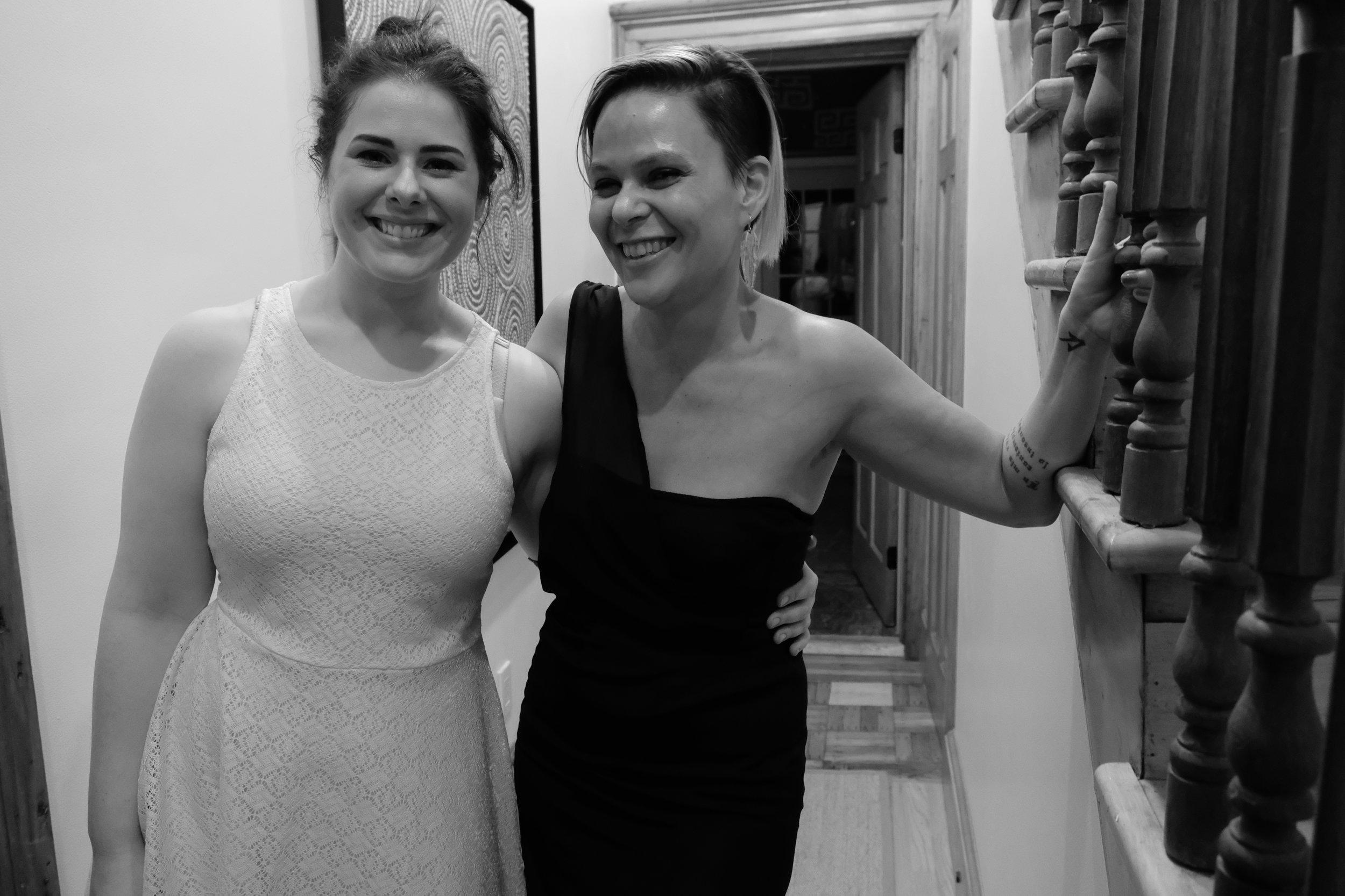 Rachel Hippert & Susan Campos - Fonseca Photo by Julián De La Chica