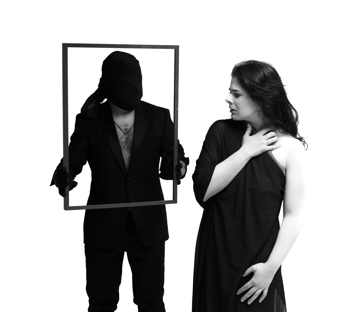 Rachel Hippert & Julian De La Chica Photo by Hassan Malik