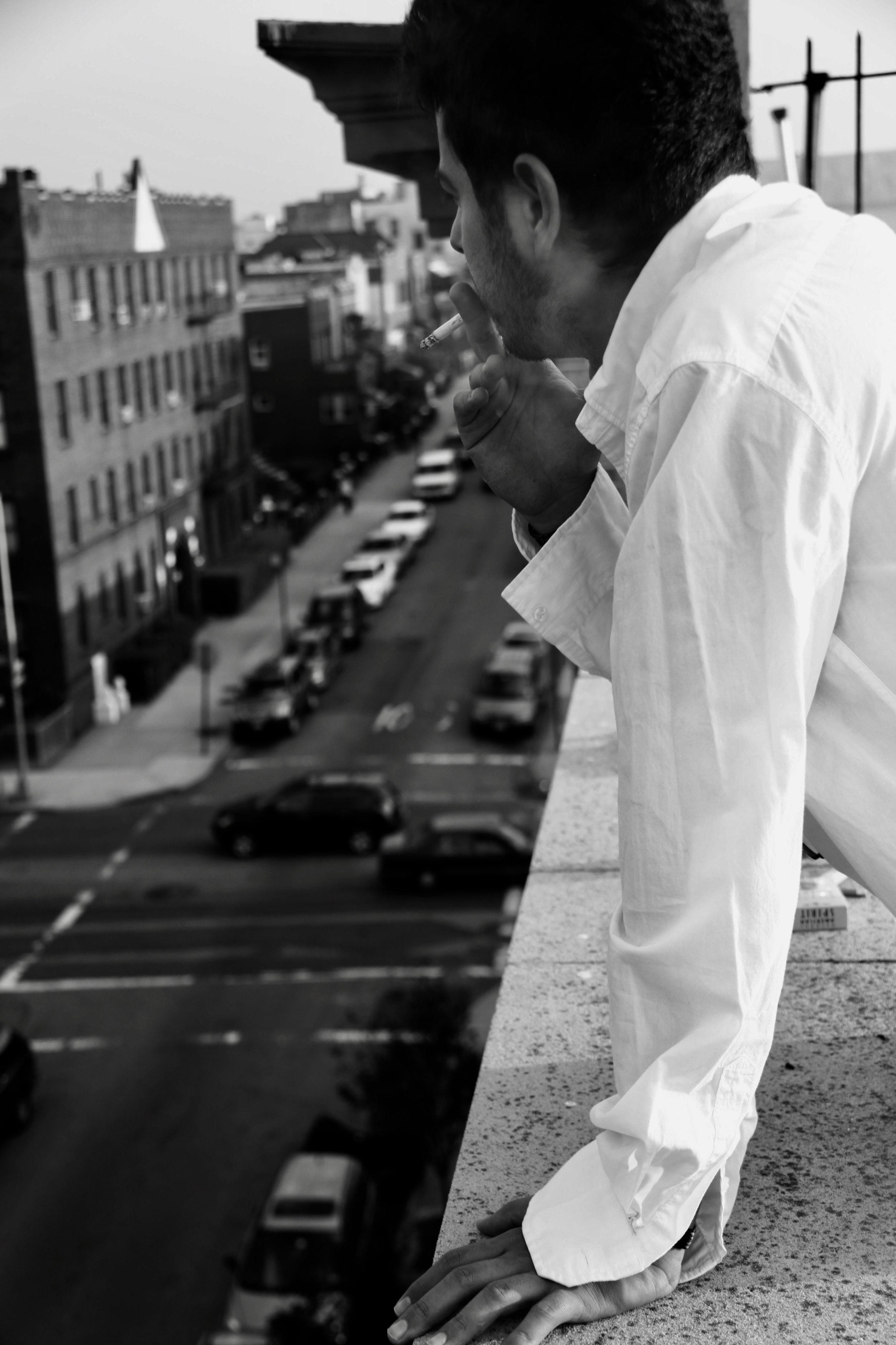 Julian De La Chica Photo by Marc Tousignant