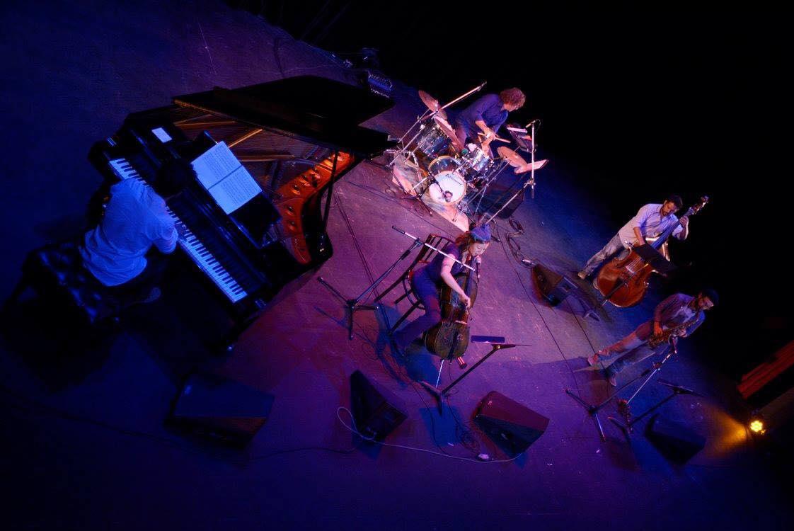 Composer Elena Zúñiga y La Orquesta Lunar Courtesy by EZ Social Media team