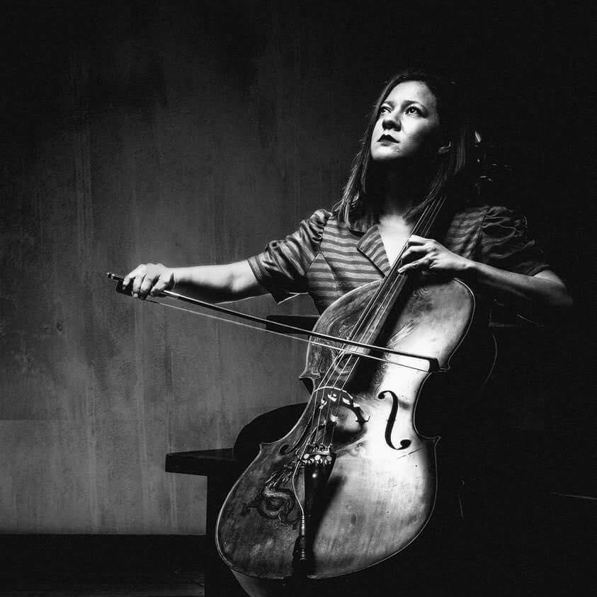 Composer Elena Zúñiga Photo by Oscar Herrera