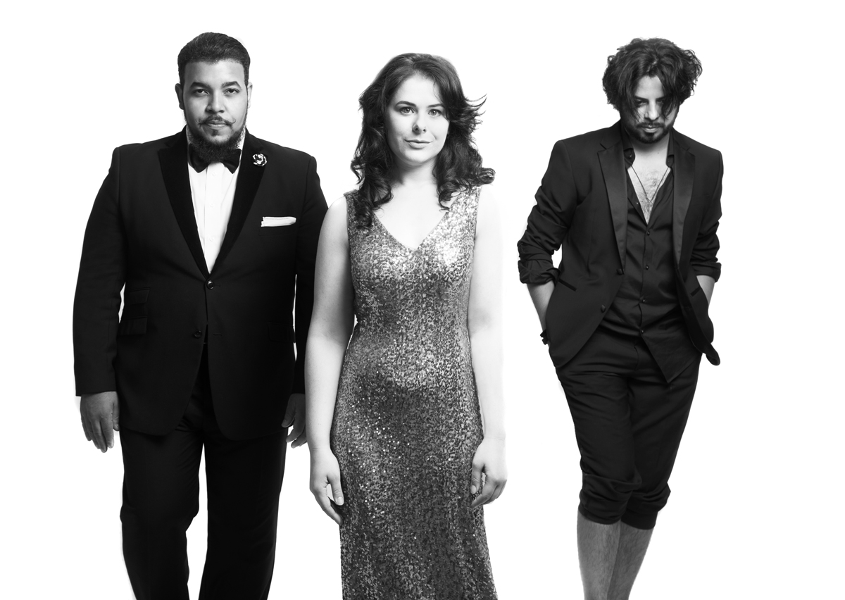 Tenor Jose Heredia Soprano Rachel Hippert &  Julian De La Chica Photo by Hassan Malik