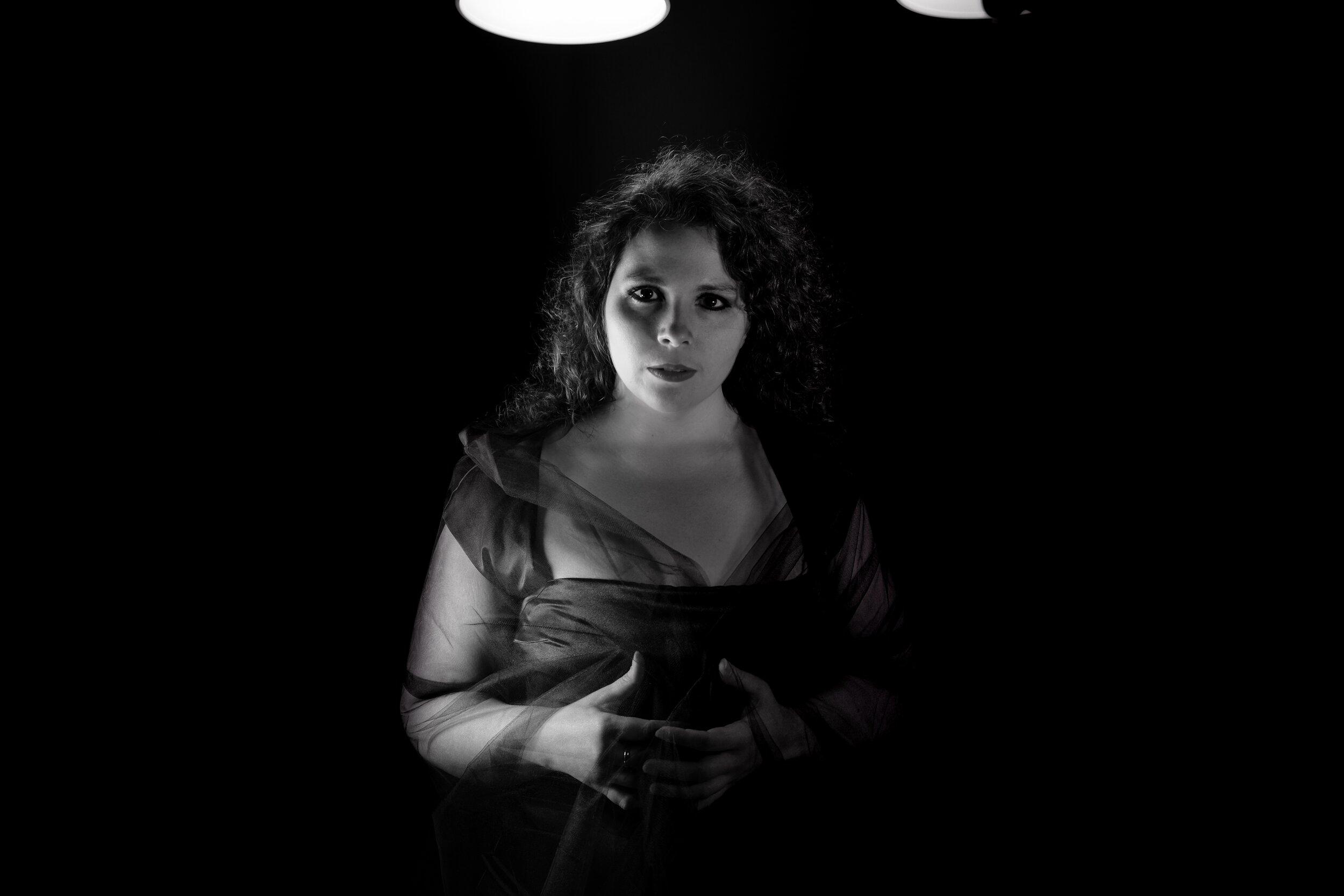 Hannah Kramer Photo by Julián De La Chica