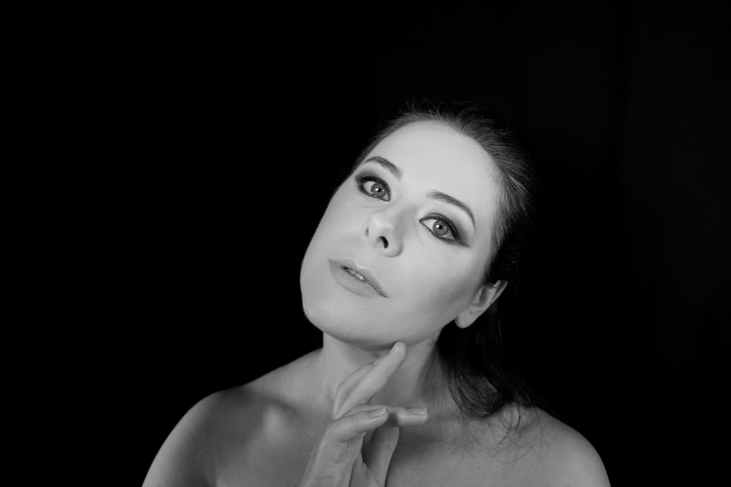 Soprano Rachel Hippert Photo by Julián De La Chica