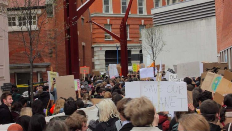 The First Uni Climate Strike Was Incredible - What Next? — 68
