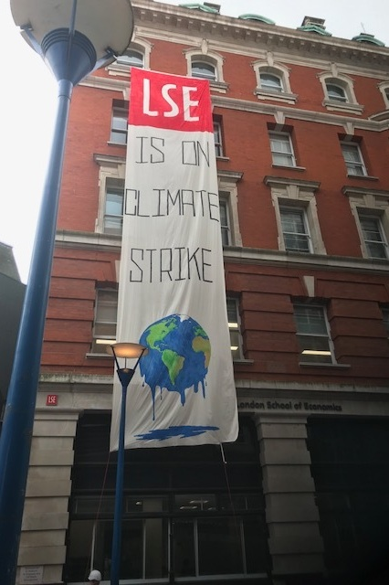 THE UNI CLIMATE STRIKE WAS INCREDIBLE - WHAT NEXT?   CHRISTIE VAN TINTEREN