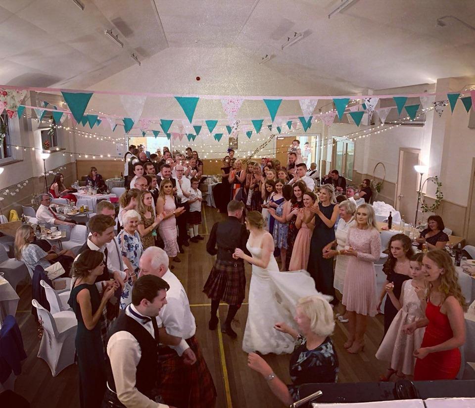 Jiggered Ceilidh Band Fenwick Hotel Christian Wedding Matthew and Anna Strong.jpg