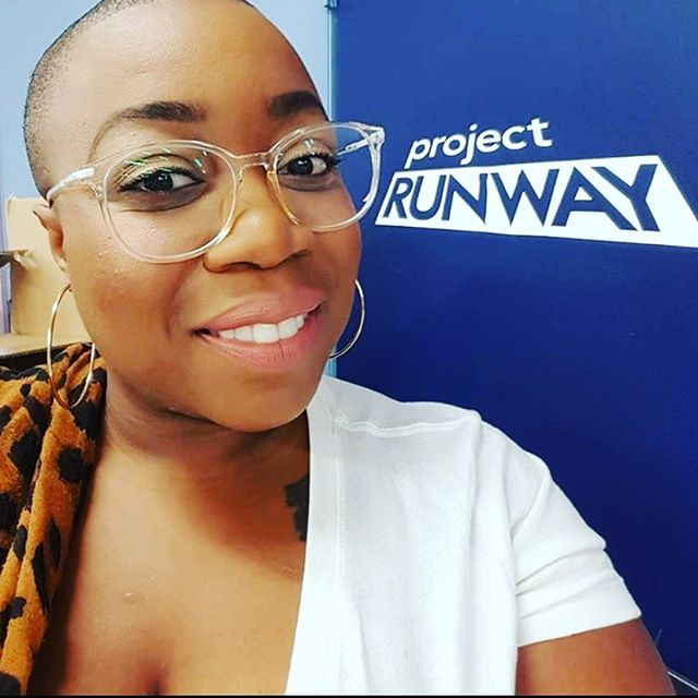 Good morning! Please join us in wishing @kenyamollie of @sylviamollie the happiest of birthdays. May you step into your most fashionable year ever... . . . #projectrunway #atlanta #atl #fashion #fashiondesigner #weloveatl #chooseatl #atlfw #ragtradeatlanta