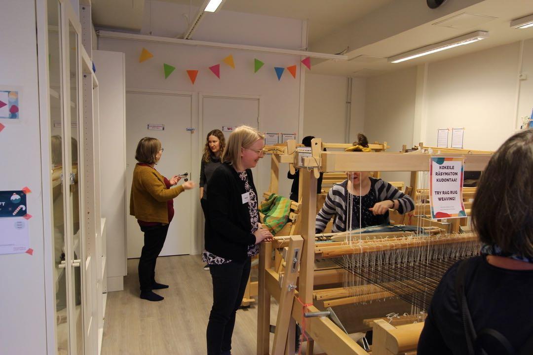 Weaving for beginners