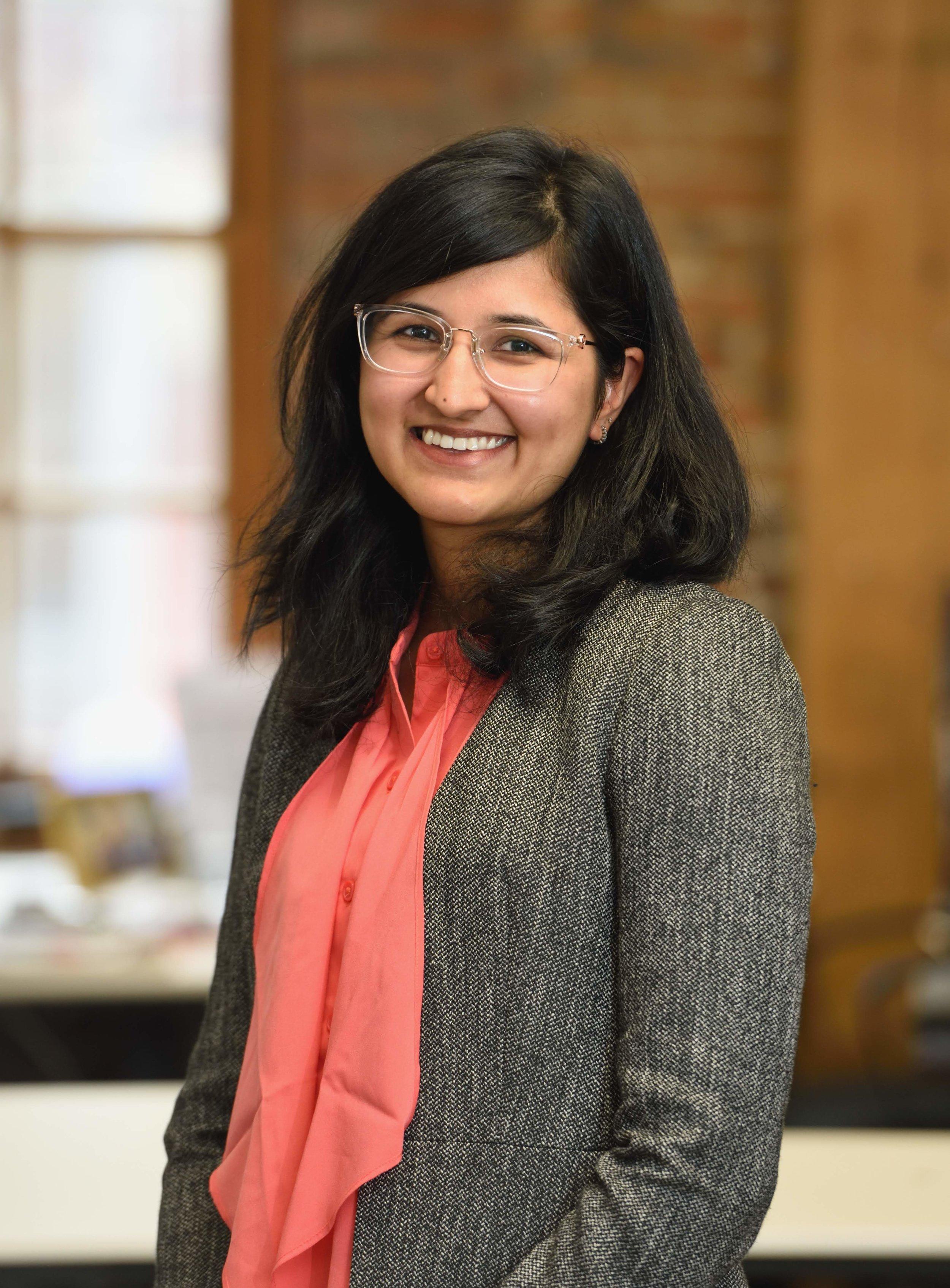 Meena Aier, Data Analyst -