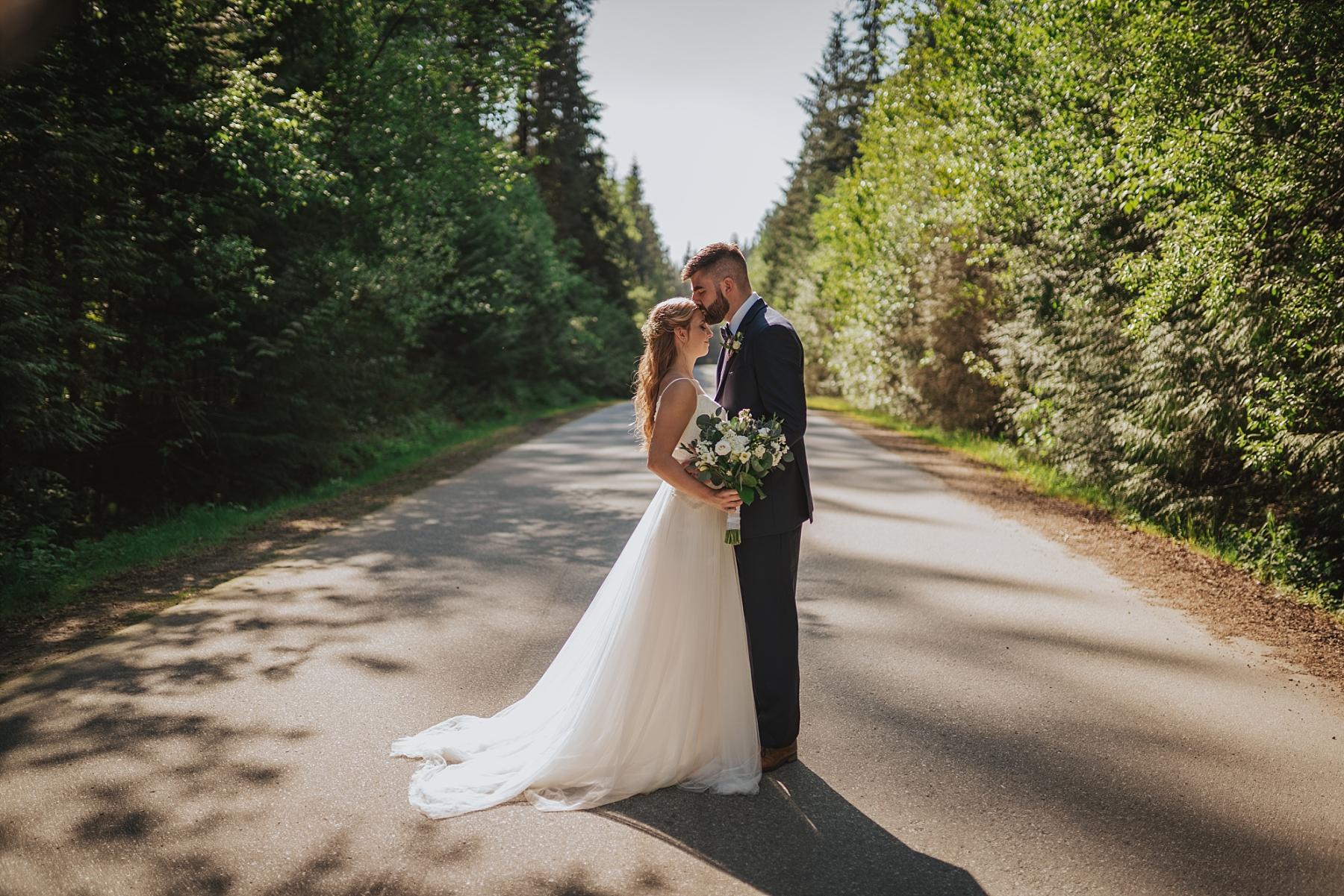 Whonnock Lake Maple Ridge Wedding Photographer
