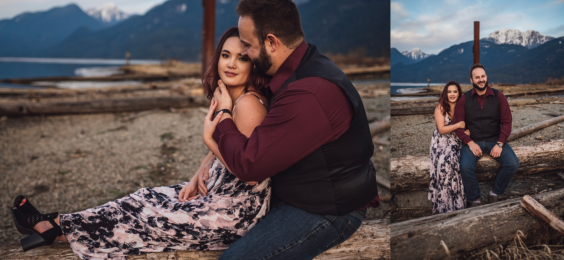 pitt meadows engagement photographer