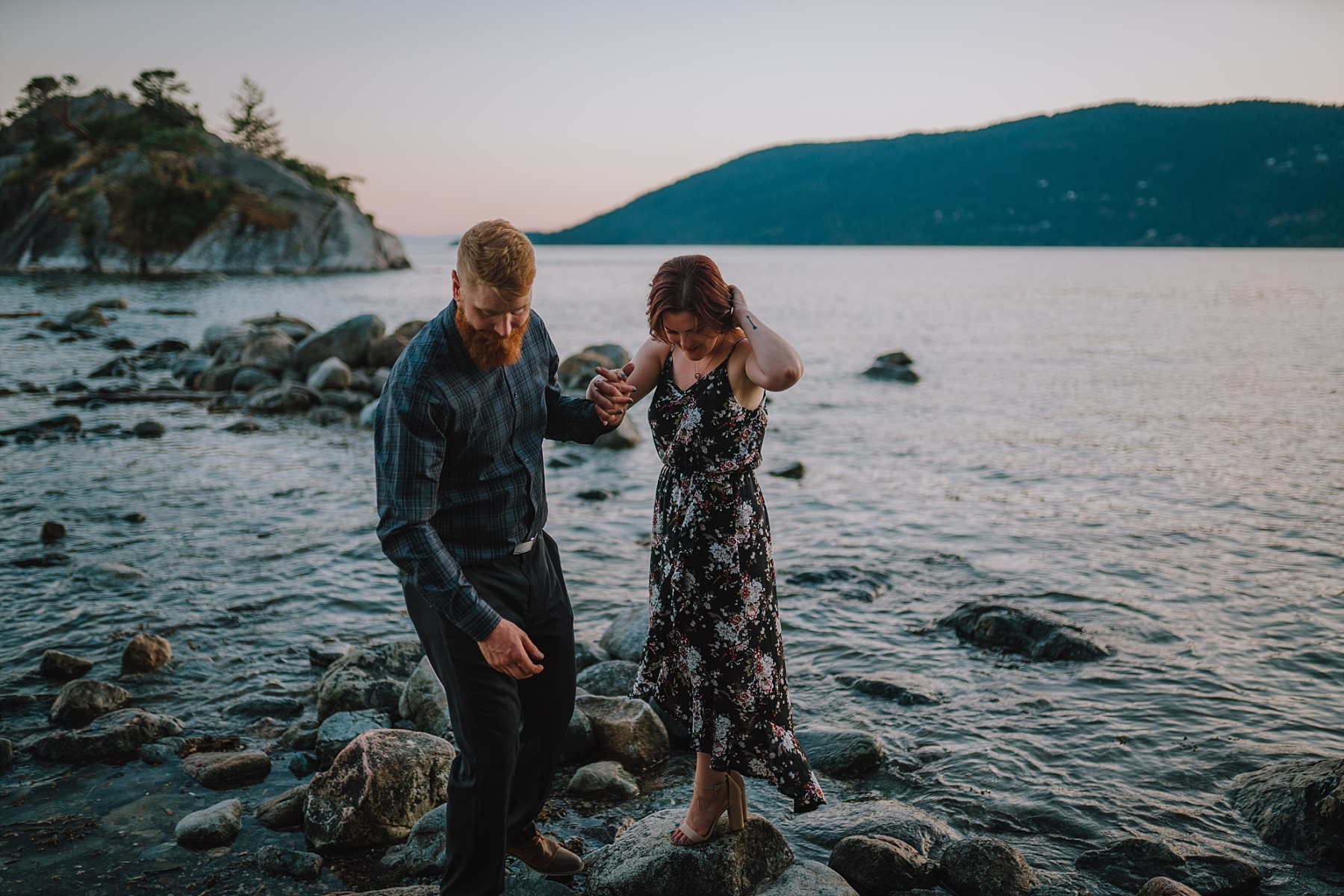 vancouver engagement photo locations