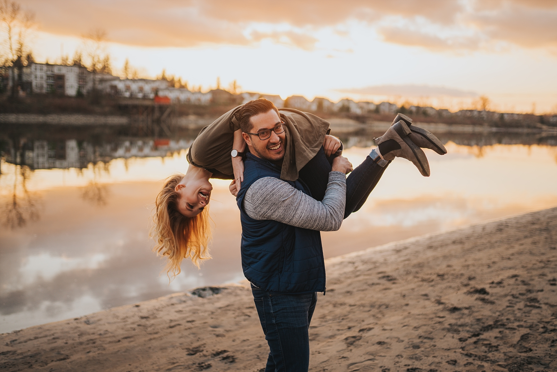vancouver BC engagement photographer