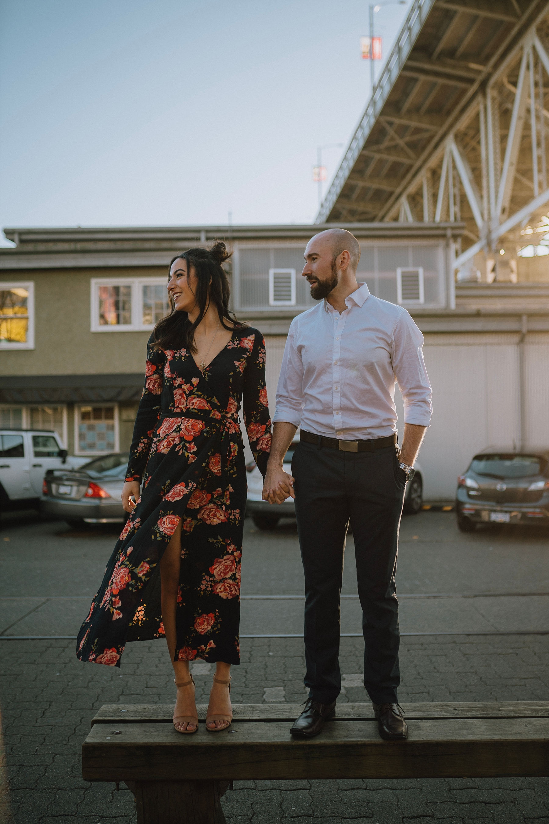 vancouver engagement session guide