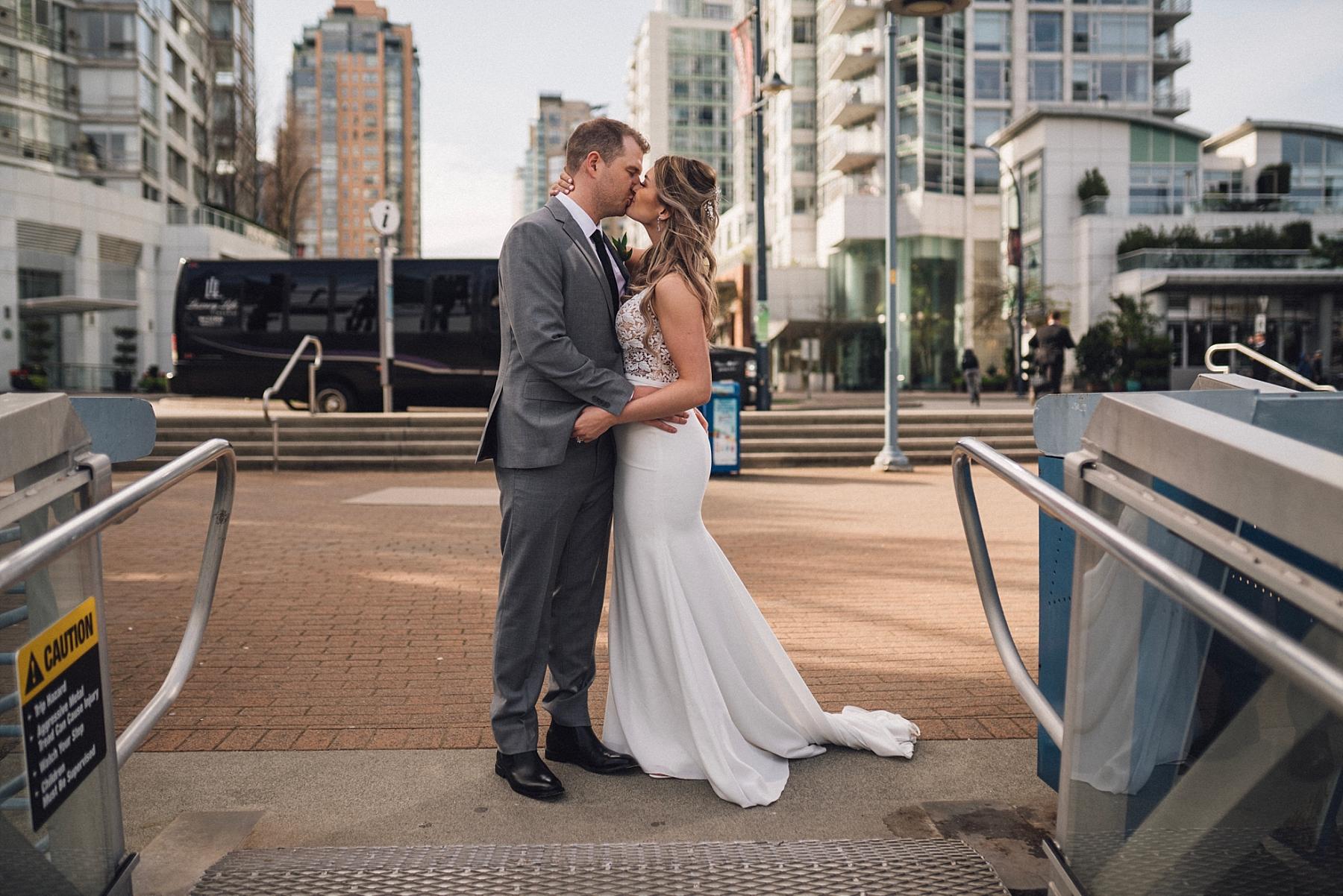 yaletown roundhouse wedding photos