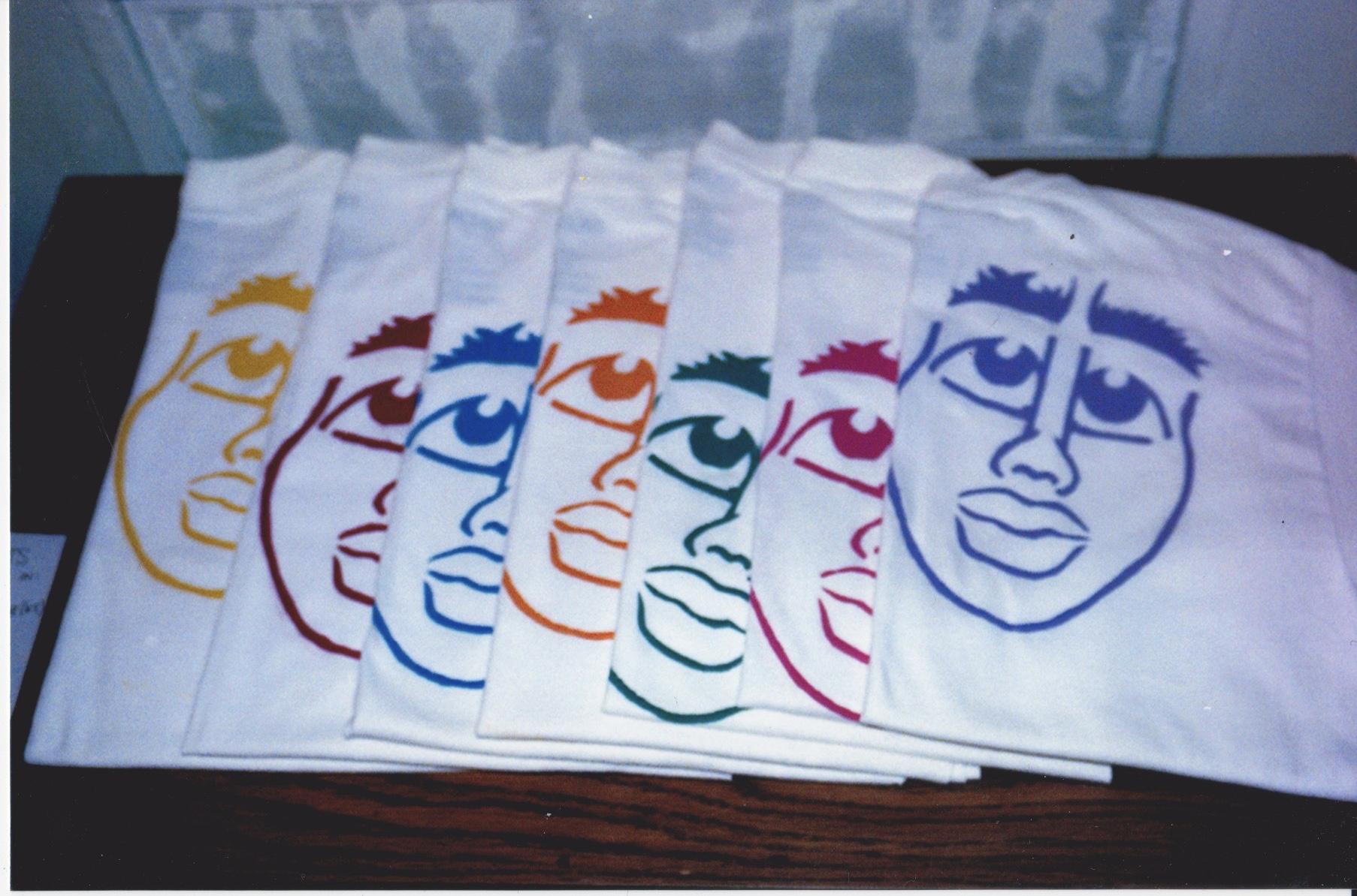 Shirts by Sam Beagle at Color Theory Club II