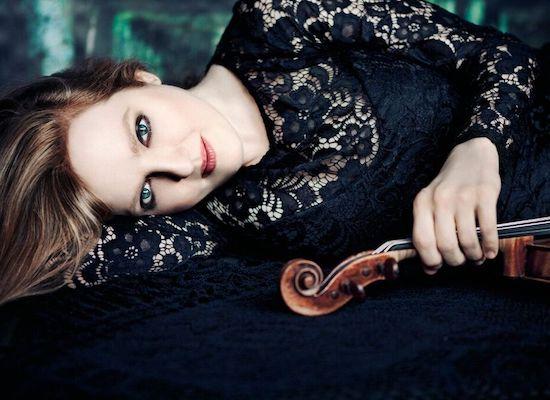 Rachel Barton Pine - - violin -