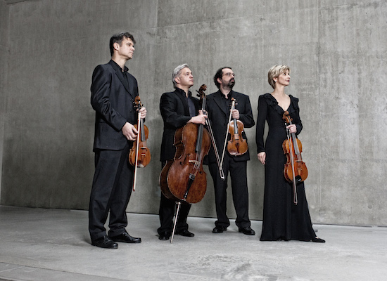 Hagen Quartet - - string quartet -