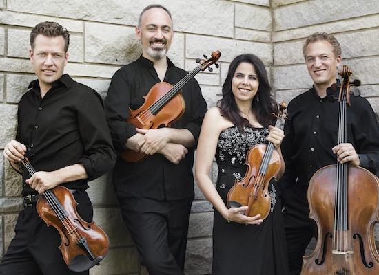 Pacifica Quartet - - string quartet -