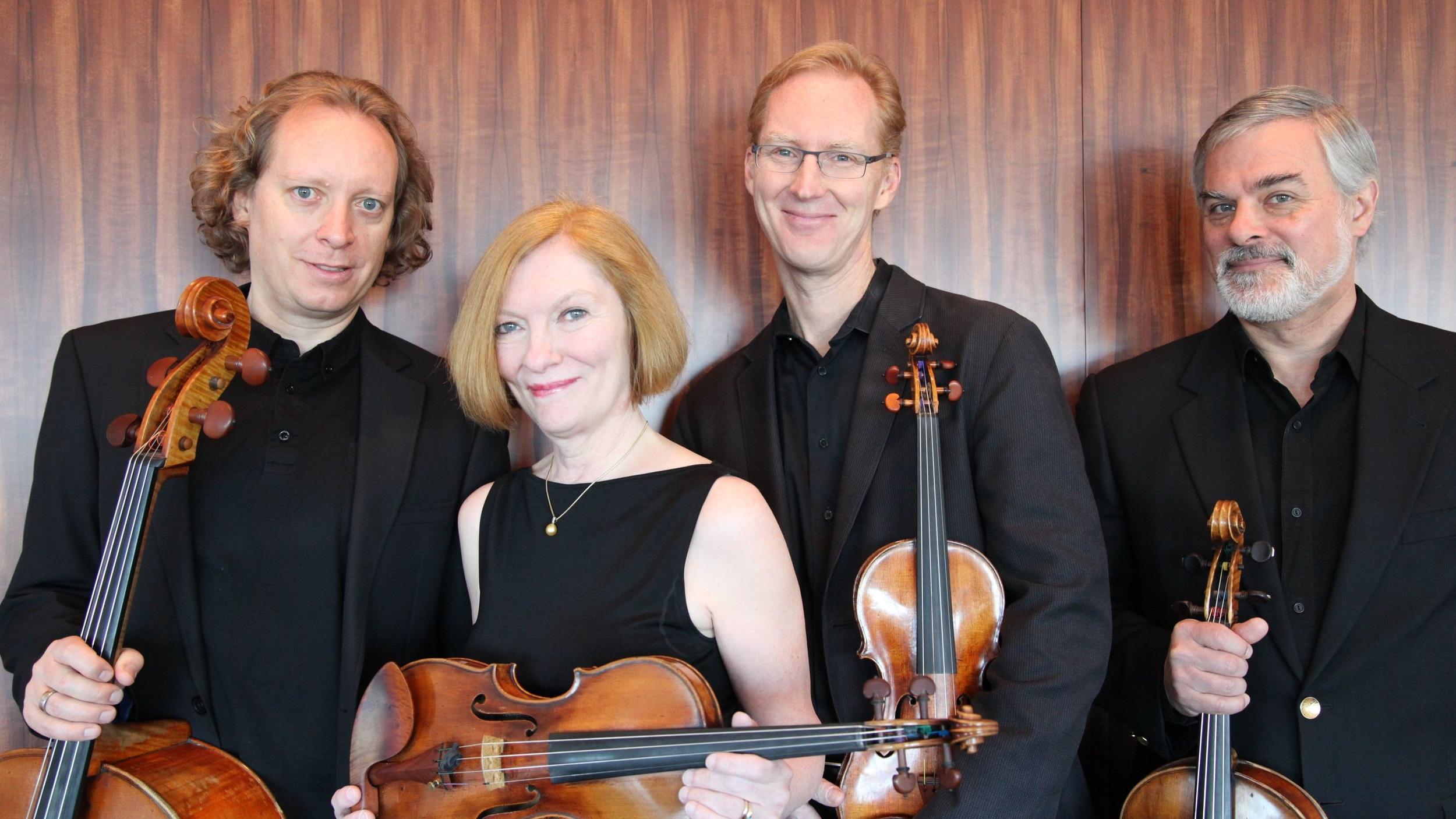 American String Quartet — MKI Artists