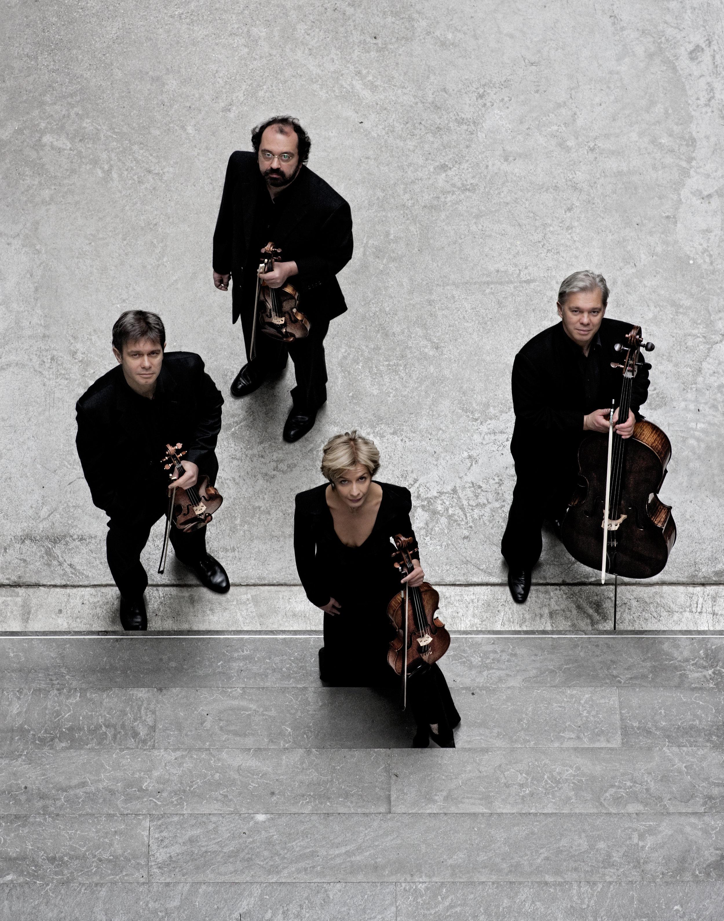 Hagen Quartet 2_credit Harald Hoffman.jpg
