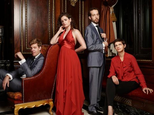 Ariel Quartet - - string quartet -