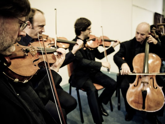 Quatuor Danel - - string quartet -