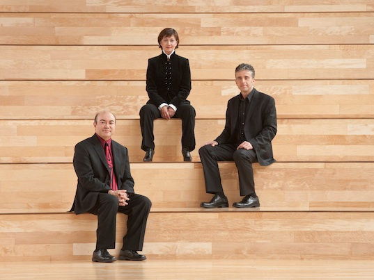 Gryphon Trio - - piano trio -