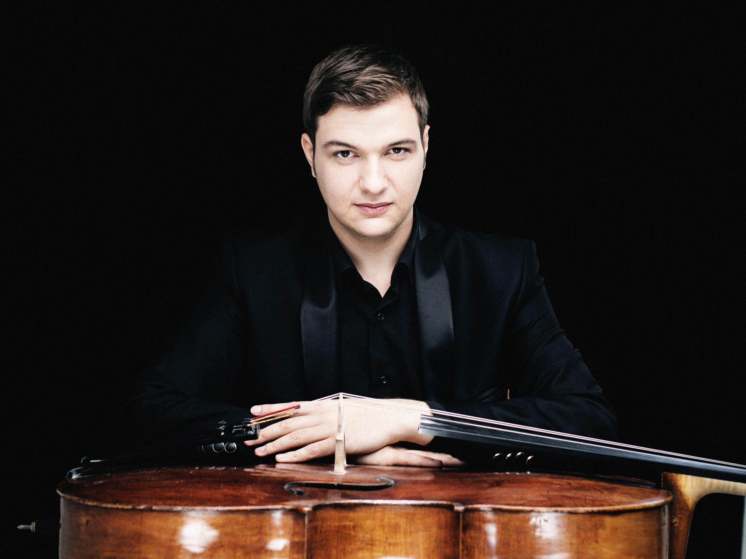 Andrei Ionita - - cello -