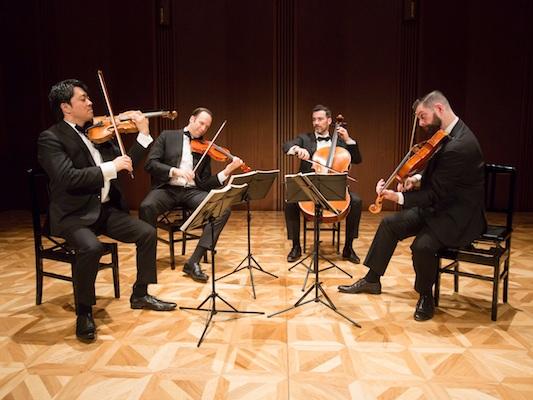 Miró Quartet - - string quartet -