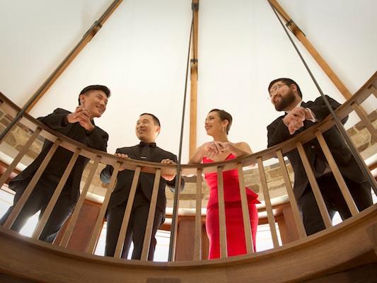 Parker Quartet - - string quartet -