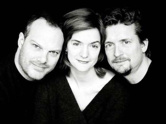 Tetzlaff-Tetzlaff-Vogt Trio - - piano trio -