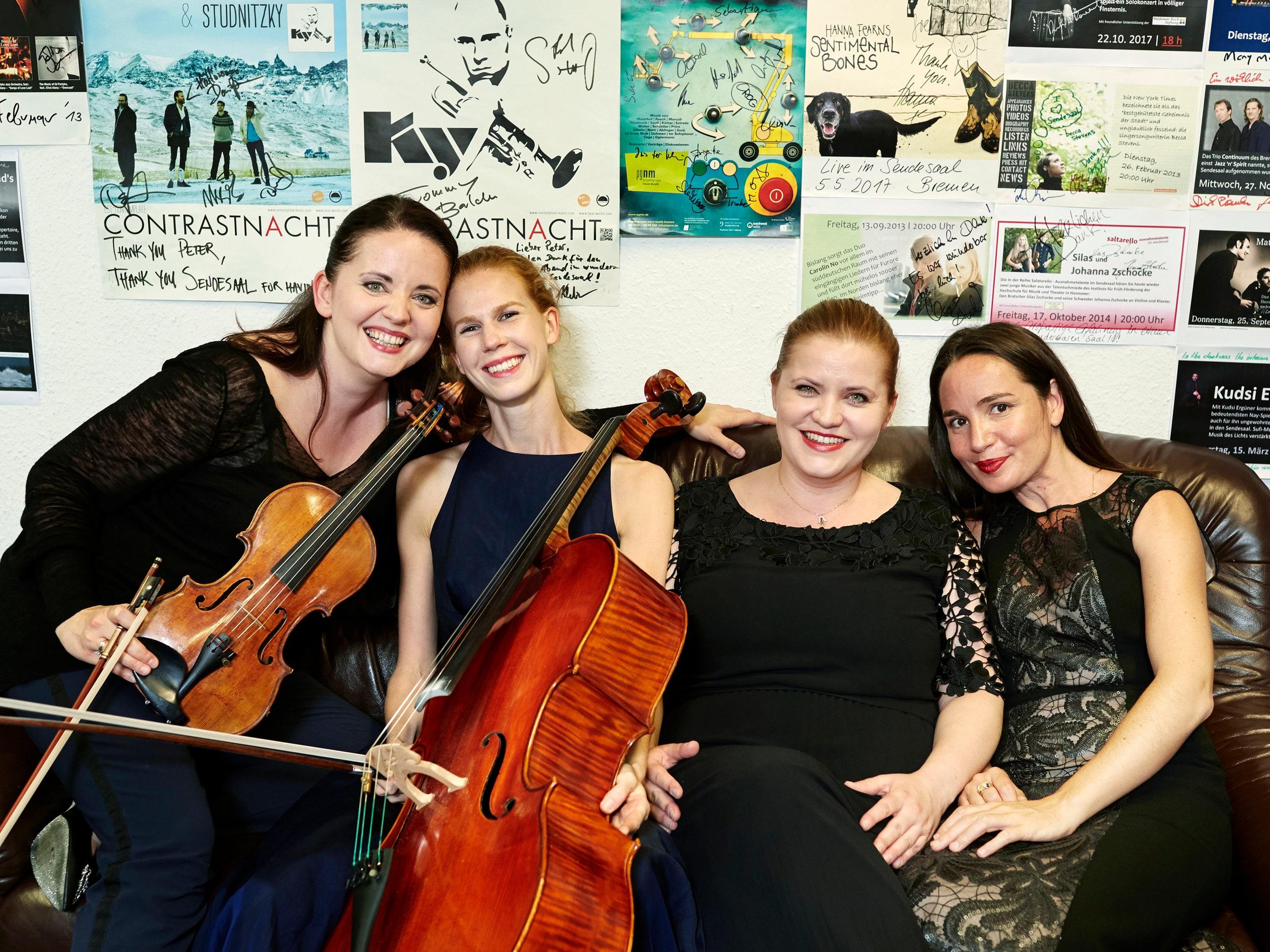 Skride Piano Quartet - - piano quartet -