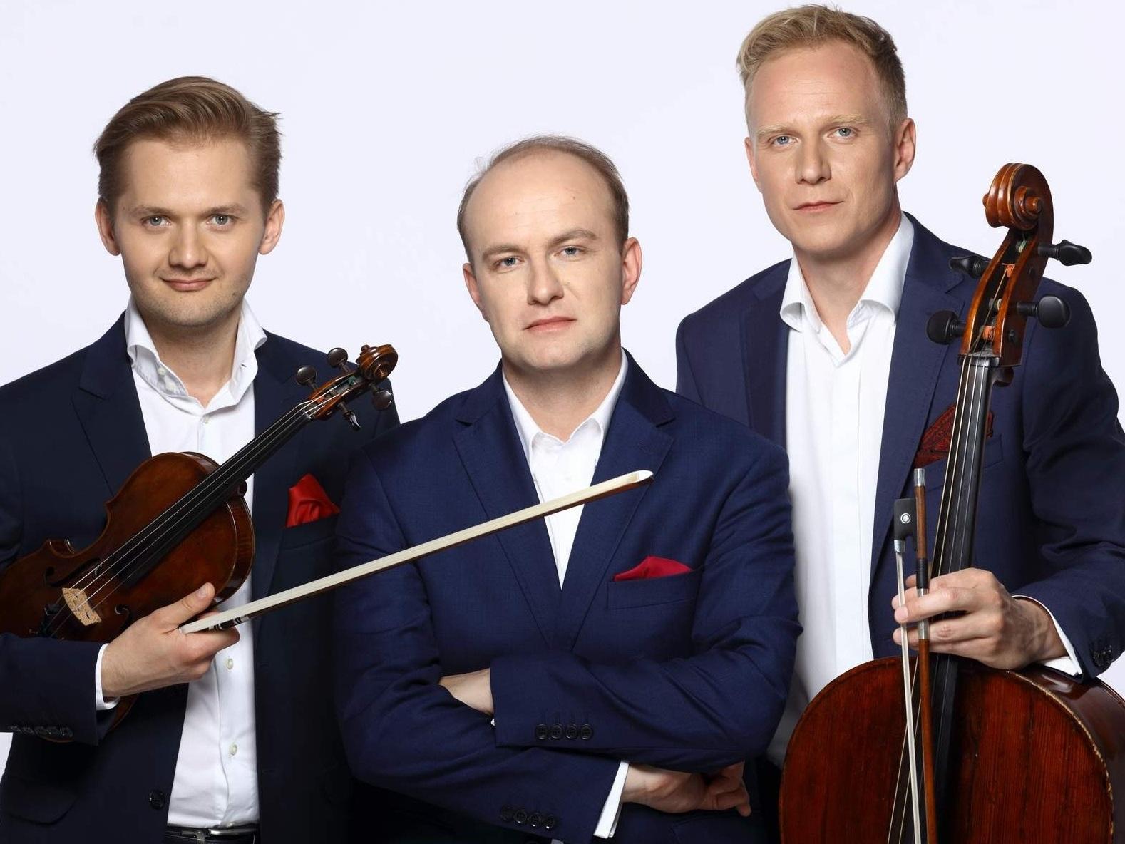 Penderecki Piano Trio - - piano trio -