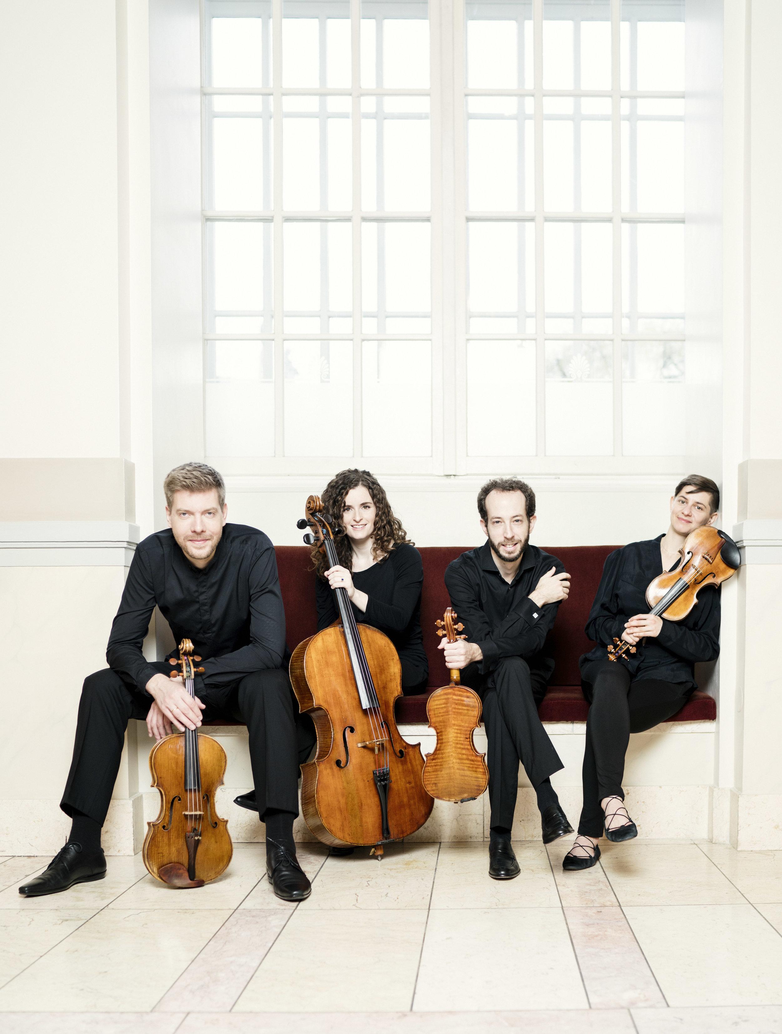 Ariel Quartet 1 (credit - Marco Borggreve).jpeg