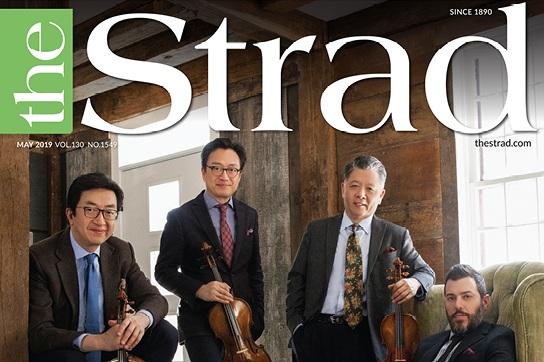 The Strad - May 2019